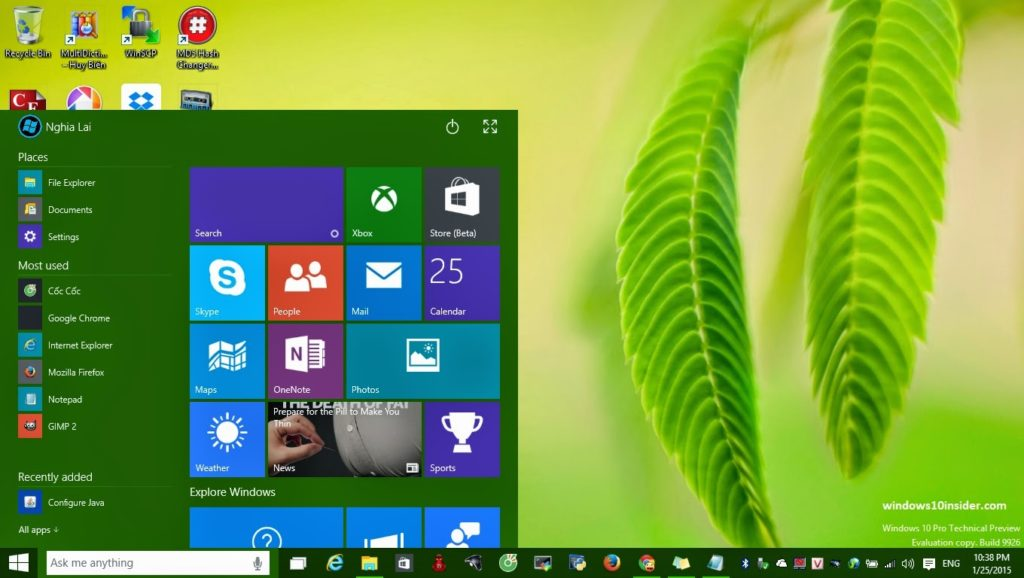 How to upgrade to windows 10 from windows 7